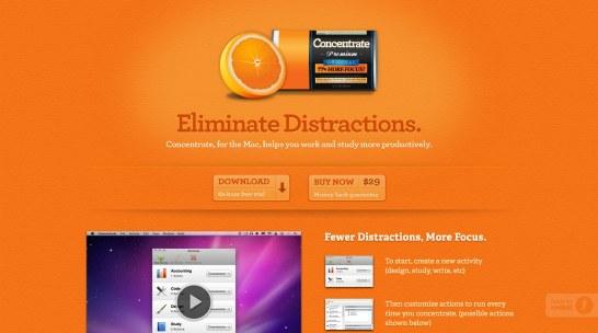 気持ちが明るくなる!オレンジをベースカラーにデザインされたWebデザイン